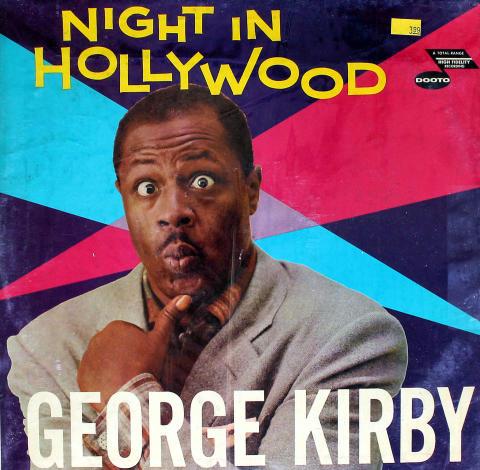 """George Kirby Vinyl 12"""""""