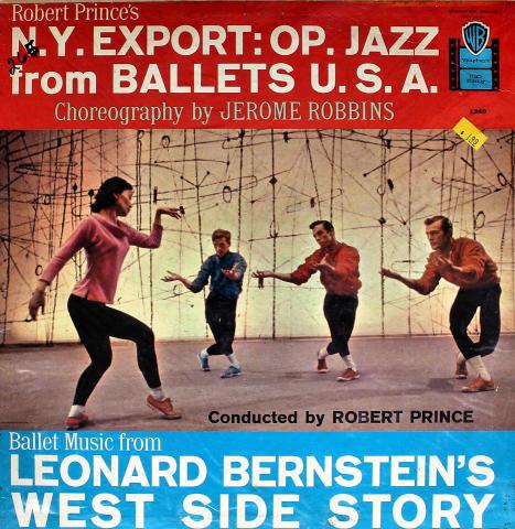 "Robert Prince Vinyl 12"""