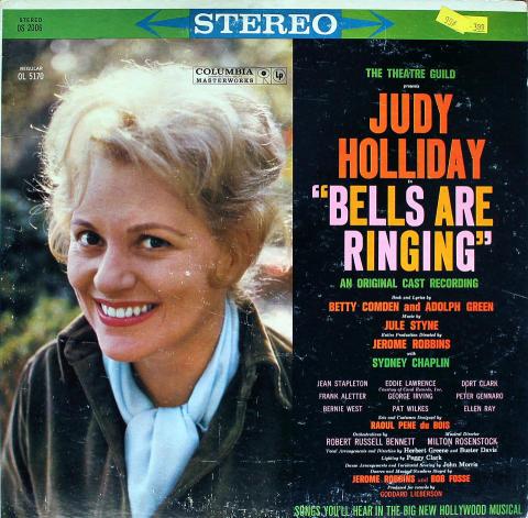 """Bells Are Ringing Vinyl 12"""""""