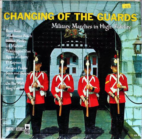 "Coronet Military Band Vinyl 12"""