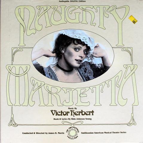 """Naughty Marietta Vinyl 12"""""""