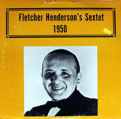 """Fletcher Henderson's Sextet Vinyl 12"""""""