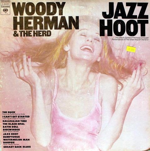 """Woody Herman andThe Herd Vinyl 12"""""""
