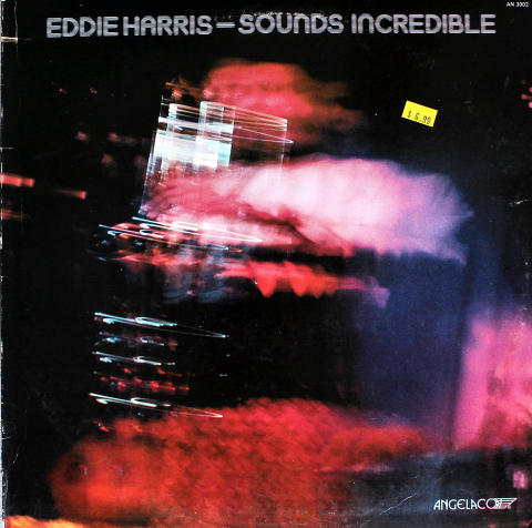 """Eddie Harris Vinyl 12"""""""