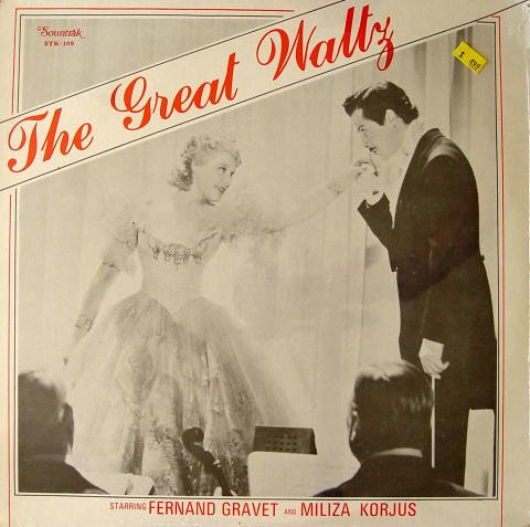 "The Great Waltz Vinyl 12"""