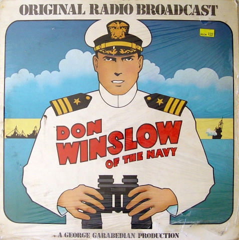 "Don Winslow Of The Navy Vinyl 12"""