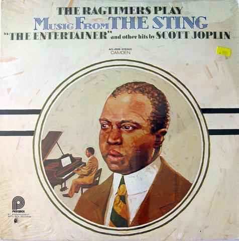 "The Ragtimers Vinyl 12"""