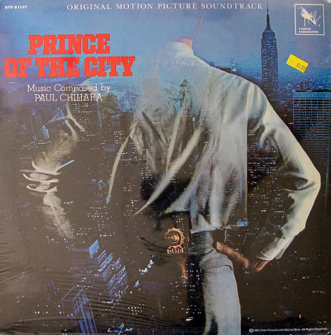 Prince Of The City Vinyl 12""