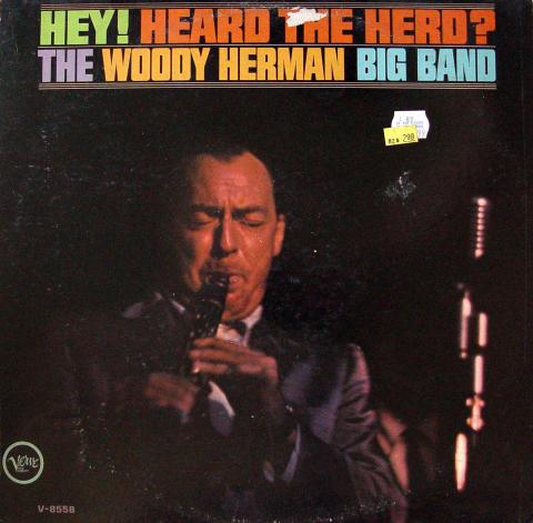 "The Woody Herman Big Band Vinyl 12"""
