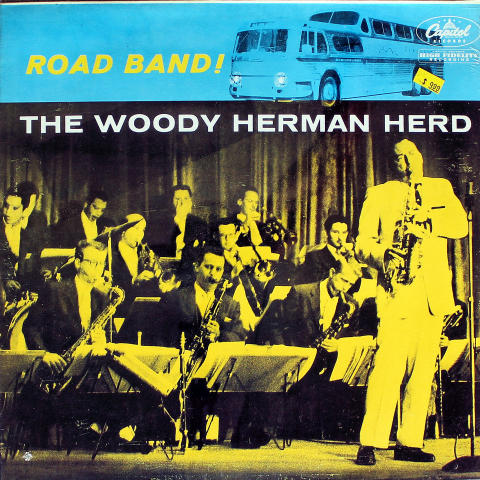 """The Woody Herman Herd Vinyl 12"""""""
