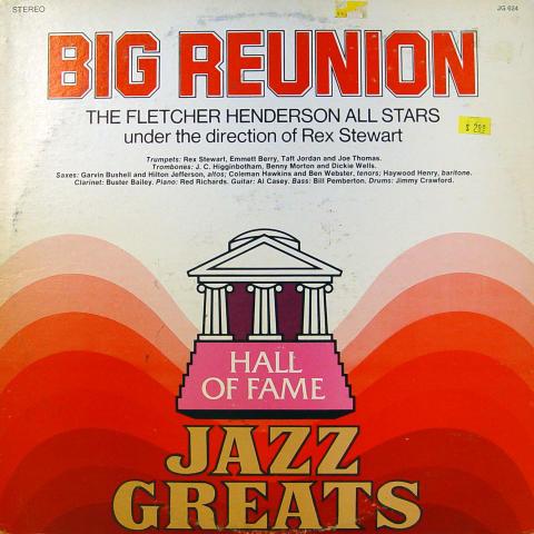 "The Fletcher Henderson All Stars Vinyl 12"""