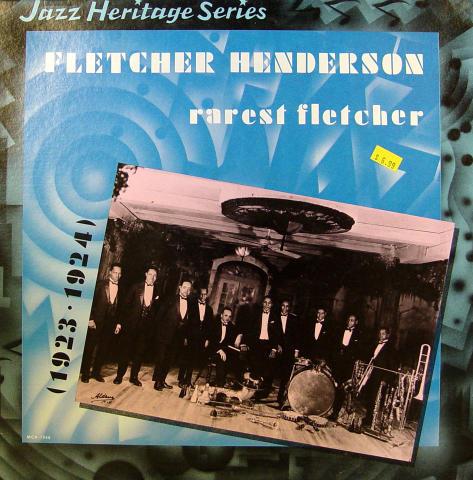 "Fletcher Henderson Vinyl 12"""