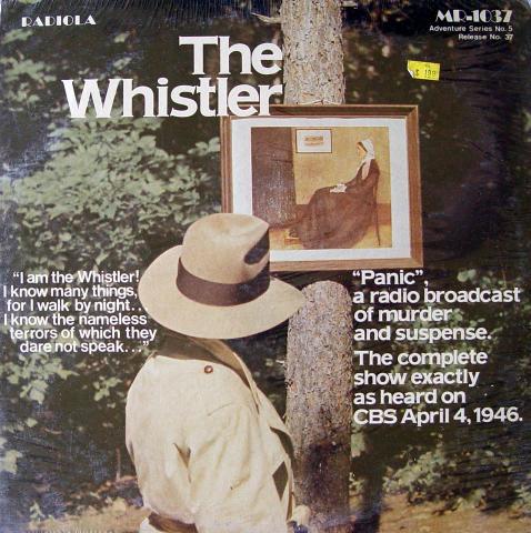 """The Whistler Vinyl 12"""""""