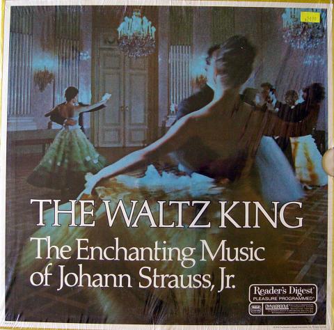 "Vienna Symphony Orchestra Vinyl 12"""