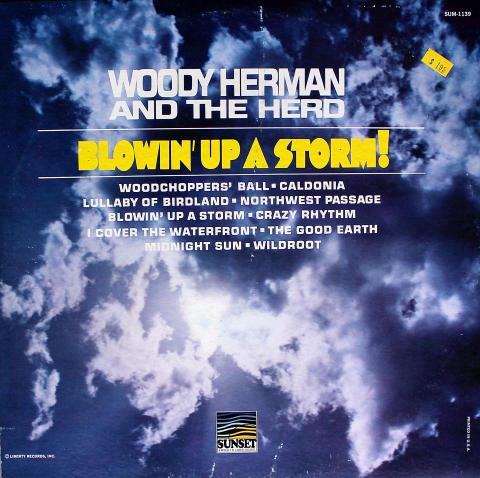 "Woody Herman And The Herd Vinyl 12"""