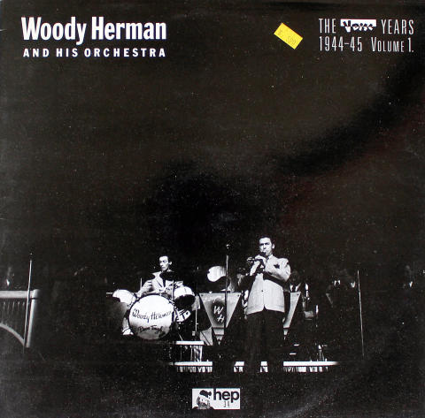 Woody Herman & His Orchestra Vinyl 12""