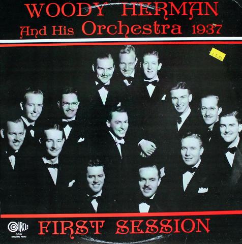 "Woody Herman & His Orchestra Vinyl 12"""