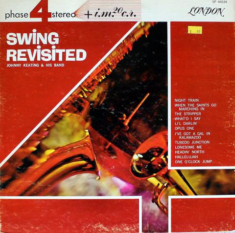 """Johnny Keating & His Band Vinyl 12"""""""