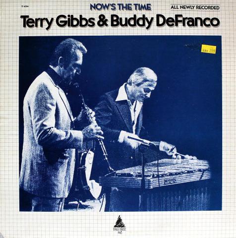 "Terry Gibbs & Buddy DeFranco Vinyl 12"""