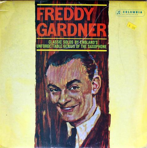 """Freddy Gardner Vinyl 12"""""""