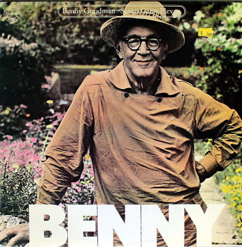 """Benny Goodman Vinyl 12"""""""