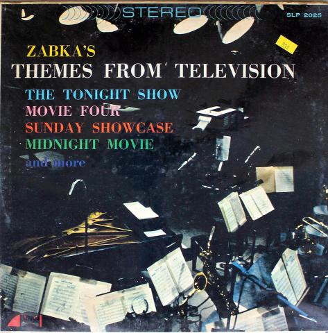 """Stan Zabka Vinyl 12"""""""