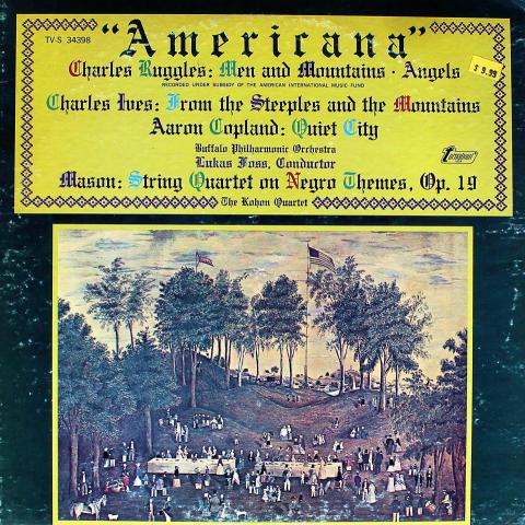 "Americana Vinyl 12"""