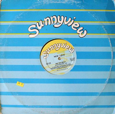 """Newcleus Vinyl 12"""""""