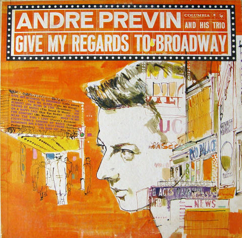 Andre Previn And His Trio Vinyl 12""