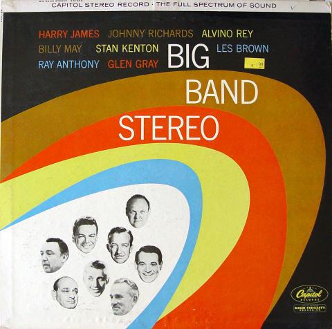 "Big Band Stereo Vinyl 12"""