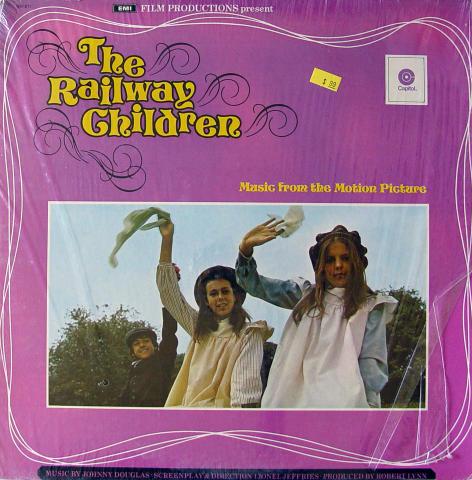 "The Railway Children Vinyl 12"""