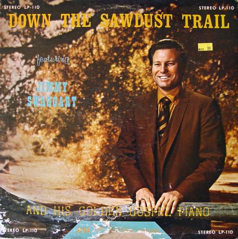 "Jimmy Swaggart Vinyl 12"""