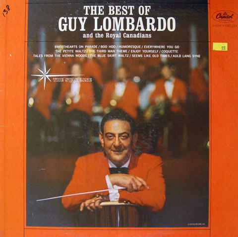 """Guy Lombardo And The Royal Canadians Vinyl 12"""""""
