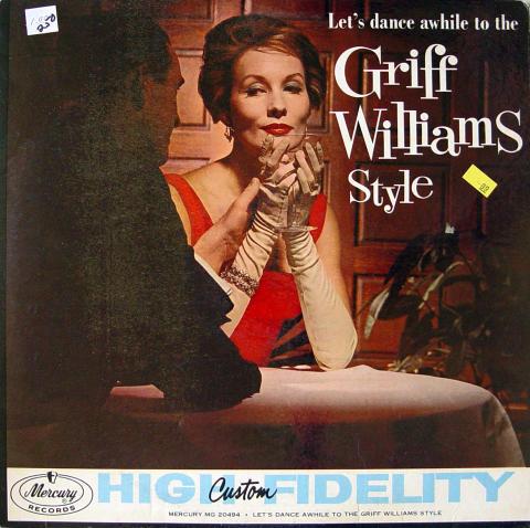 """Griff Williams Vinyl 12"""""""