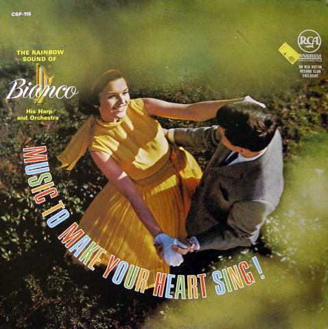 "Gene Bianco Vinyl 12"""