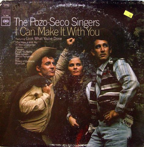 """The Pozo-Seco Singers Vinyl 12"""""""