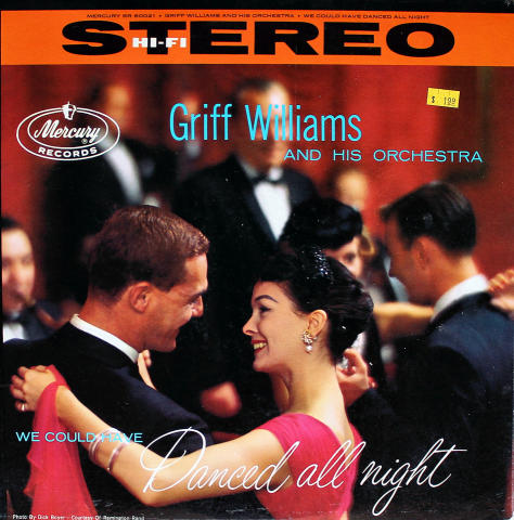"""Griff Williams And His Orchestra Vinyl 12"""""""