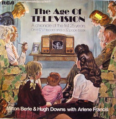 "Milton Berle Vinyl 12"""