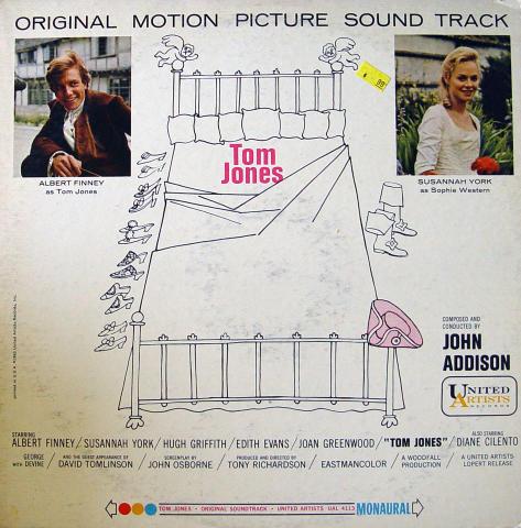 "Tom Jones Vinyl 12"" (Used)"