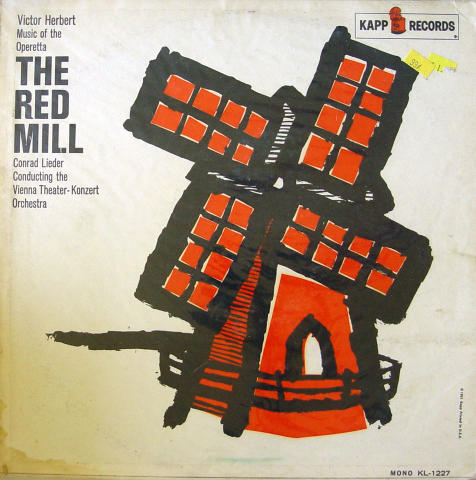 """The Red Mill Vinyl 12"""""""