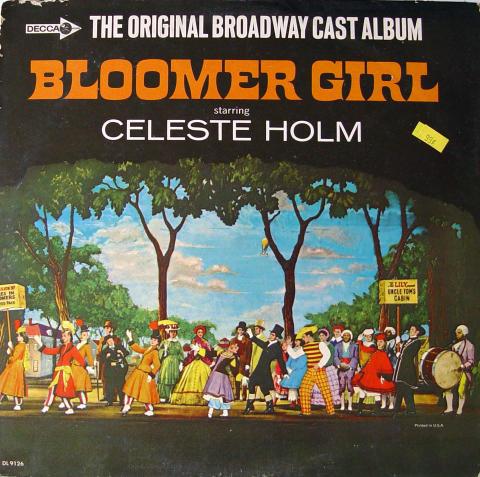 "Celeste Holm Vinyl 12"""