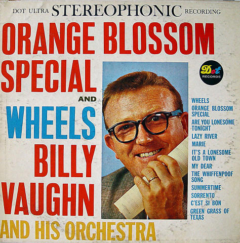 Billy Vaughn And His Orchestra Vinyl 12""