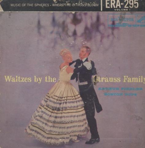"Arthur Fiedler Vinyl 7"" (Used)"