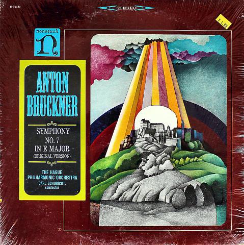 """Anton Bruckner Vinyl 12"""""""