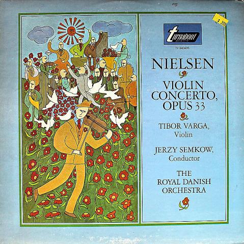 """Carl Nielsen Vinyl 12"""""""