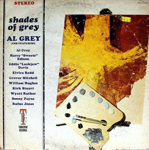 "Al Grey Vinyl 12"" (Used)"