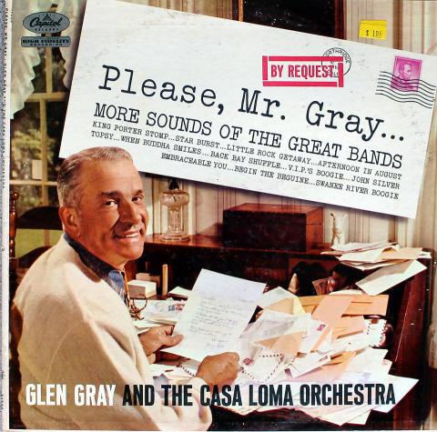 "Glen Gray Vinyl 12"""