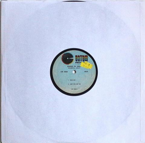 """Wardell Gray Vinyl 12"""""""