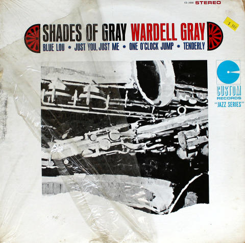 Wardell Gray Vinyl 12""