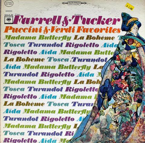 """Farrell & Tucker Vinyl 12"""""""